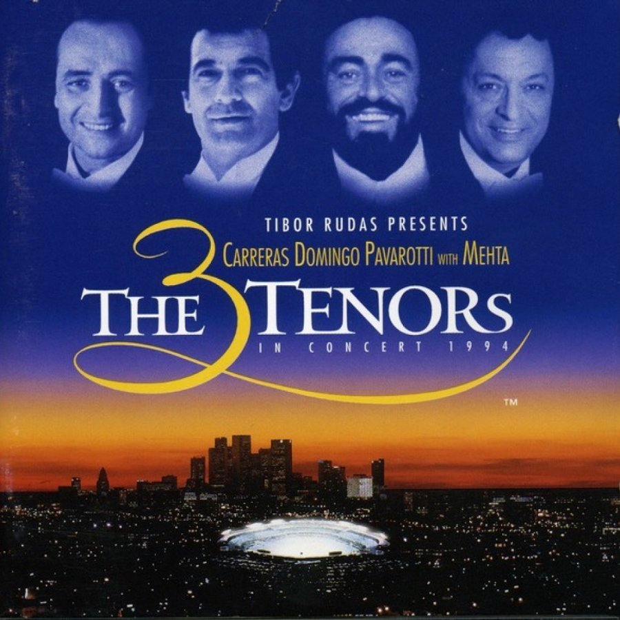 цена на Виниловая пластинка 3 Tenors, The, The 3 Tenors In Concert 1994
