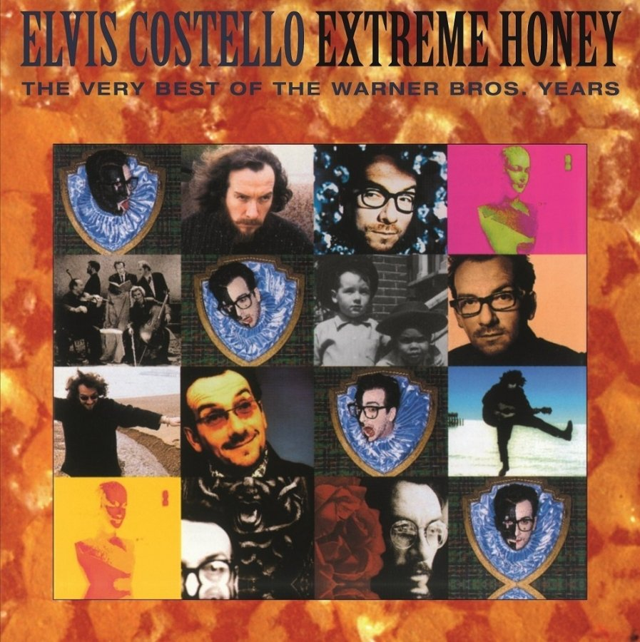 цена на Виниловая Пластинка Costello, Elvis Extreme Honey: The Very Best Of The Warner Bros. Years