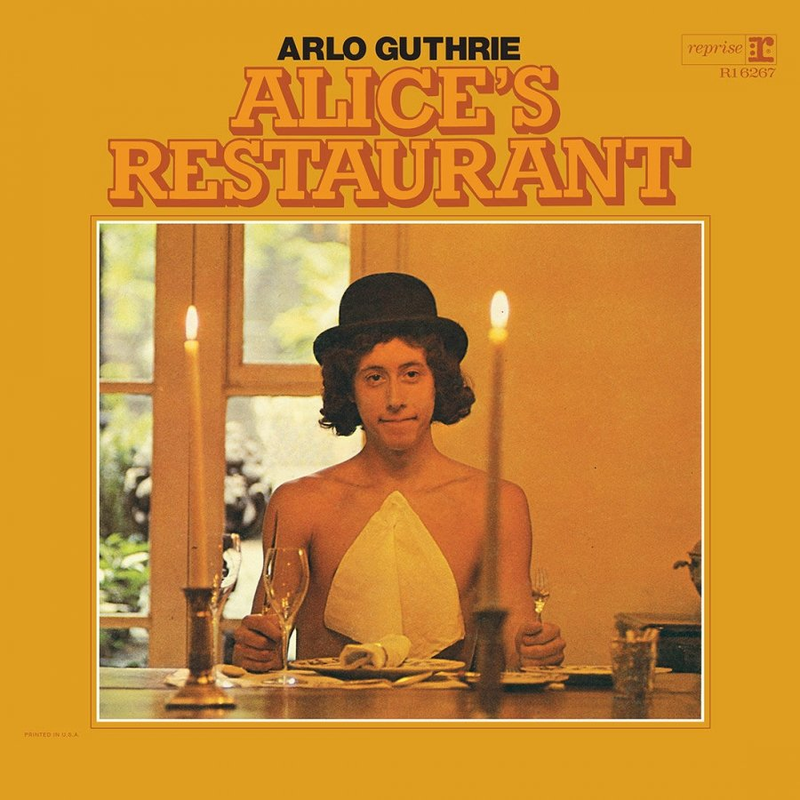 Виниловая пластинка Guthrie, Arlo, AliceS Restaurant (50Th Anniversary Mono) арло гатри arlo guthrie alice s restaurant the massacree revisited