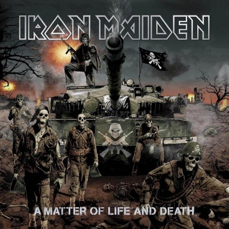 Виниловая Пластинка Iron Maide A Matter Of Life And Death death and burial practices a study of contextualization of rituals