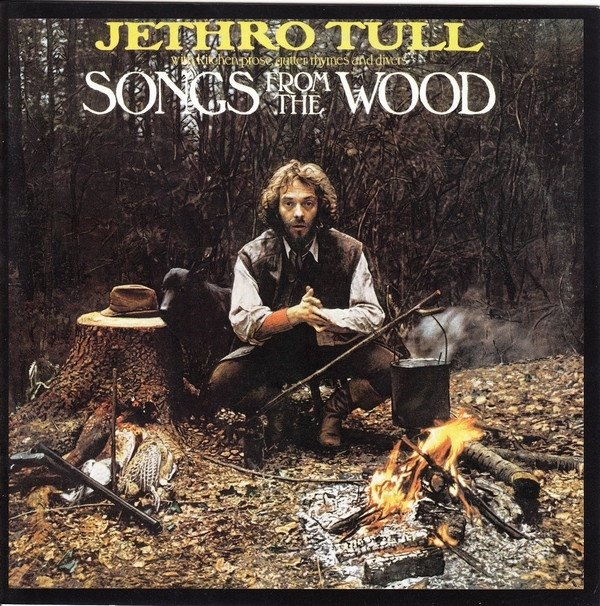 Виниловая пластинка Jethro Tull, Songs From The Wood виниловая пластинка stevie nicks 24 karat gold songs from the vault 2 lp