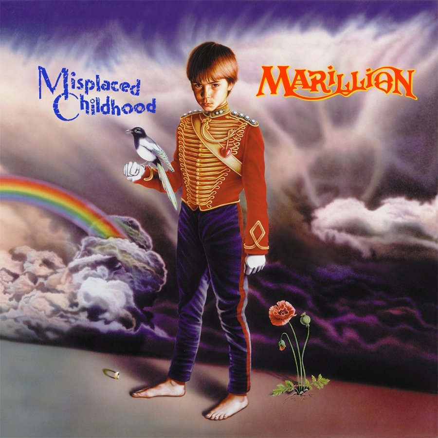 Виниловая пластинка Marillion, Misplaced Childhood (Deluxe Box Set) виниловая пластинка marillion brave deluxe box set