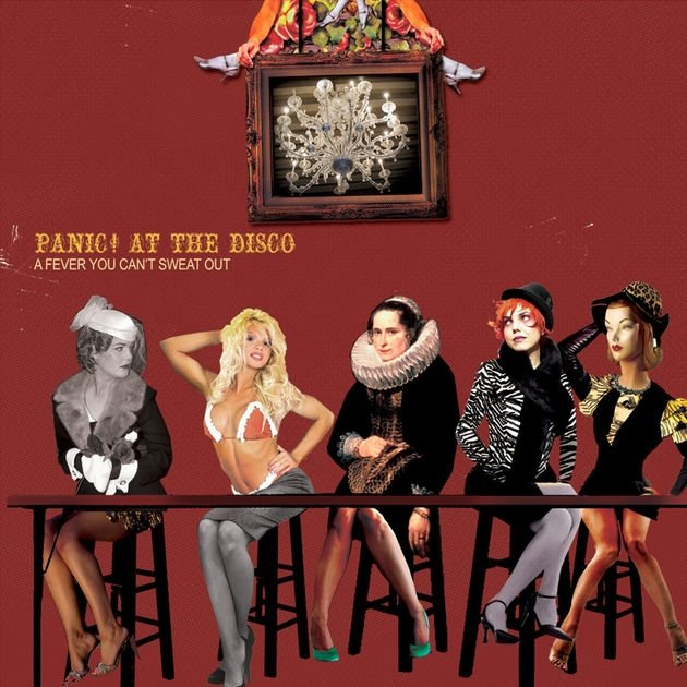 Виниловая пластинка PANIC! At The Disco,  Fever You CanT Sweat Out