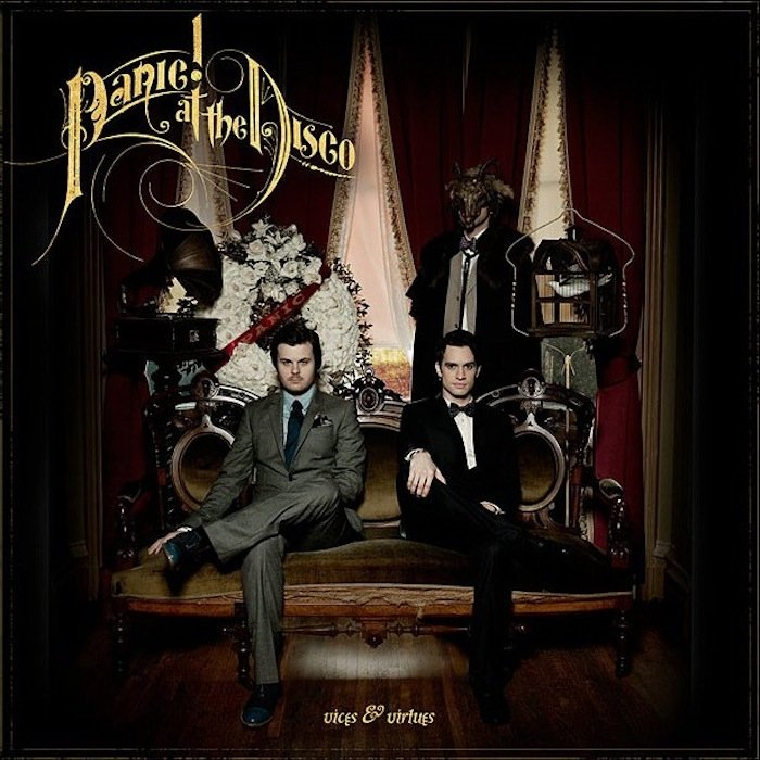 Виниловая пластинка PANIC! At The Disco, Vices and Virtues pleasant vices