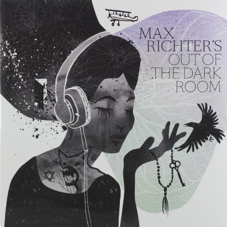 Виниловая Пластинка Richter, Max Out Of The Dark Room max richter – recomposed by max richter vivaldi the four seasons 2 lp