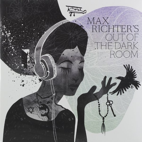 Виниловая пластинка Richter, Max, Out Of The Dark Room max richter berlin