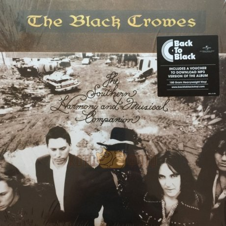 Пластинка виниловая The Black Crowes.Southern Harmony And M 2LP catherine douillet national harmony and its discontents