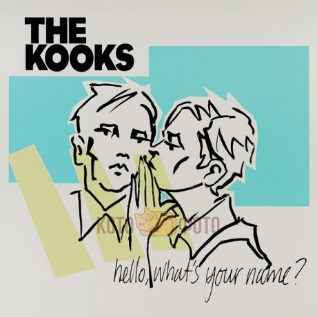 Пластинка виниловая The Kooks «Hello, Whats Your Name?» 2LP the kooks the kooks best of so far 2 lp