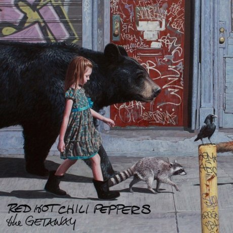 Пластинка виниловая Red Hot Chili Peppers - Getaway cd диск red hot chili peppers the getaway 1cd cyr