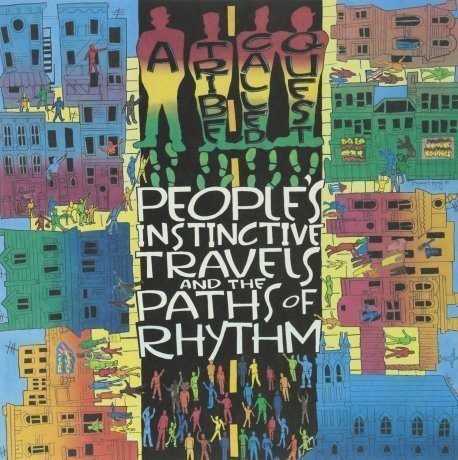 Виниловая Пластинка A Tribe Called Quest PeopleS Instinctive Travels And The Paths Of Rhythm (25Th a quest for insularity