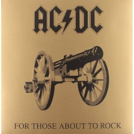 Фотография товара виниловая Пластинка Ac/Dc For Those About To Rock (We Salute You) (98479)