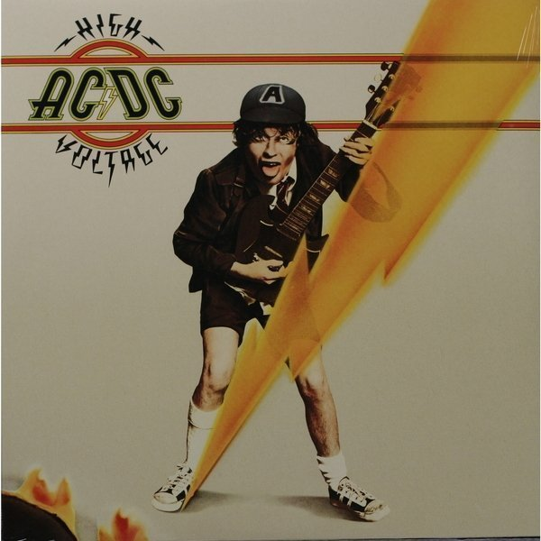 Виниловая пластинка AC/DC, High Voltage (Remastered) ac dc high voltage cd