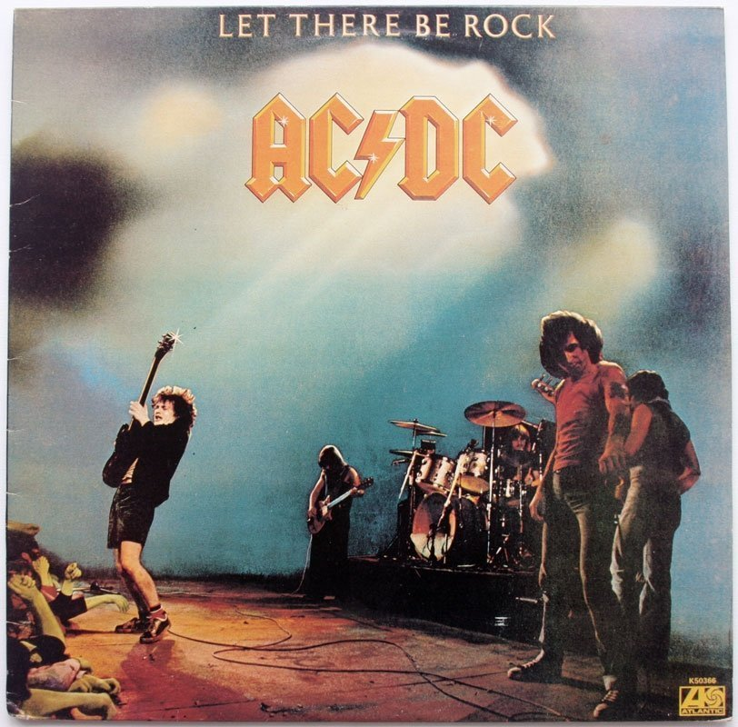 Виниловая пластинка AC/DC, Let There Be Rock (Remastered) ac dc ac dc let there be rock lp