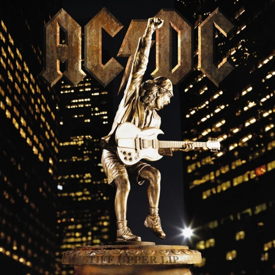 Виниловая пластинка AC/DC, Stiff Upper Lip (Remastered) cd ac dc fly on the wall remastered