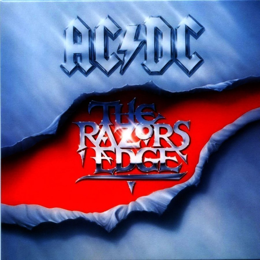 цена на Виниловая пластинка AC/DC, The RazorS Edge (Remastered)