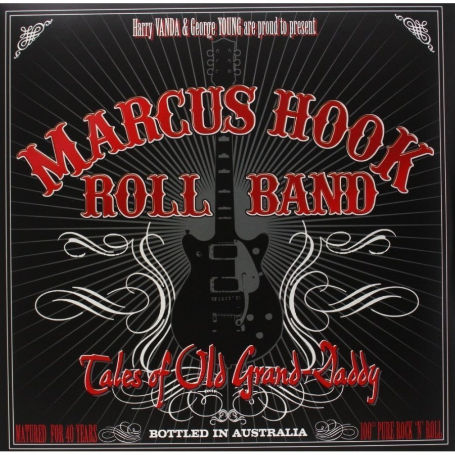 Виниловая пластинка AC/DC / Marcus Hook Roll Band, Tales Of Old Grand-Daddy