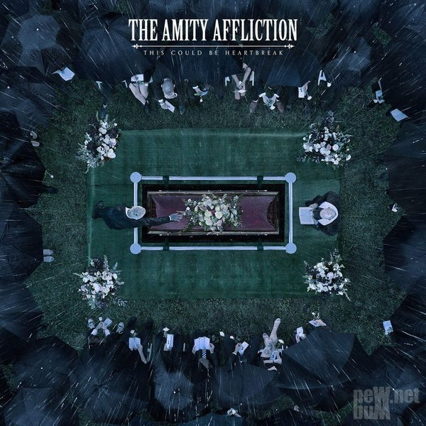 Виниловая пластинка Amity Affliction, The, This Could Be Heartbreak футболка affliction affliction af405emohy55