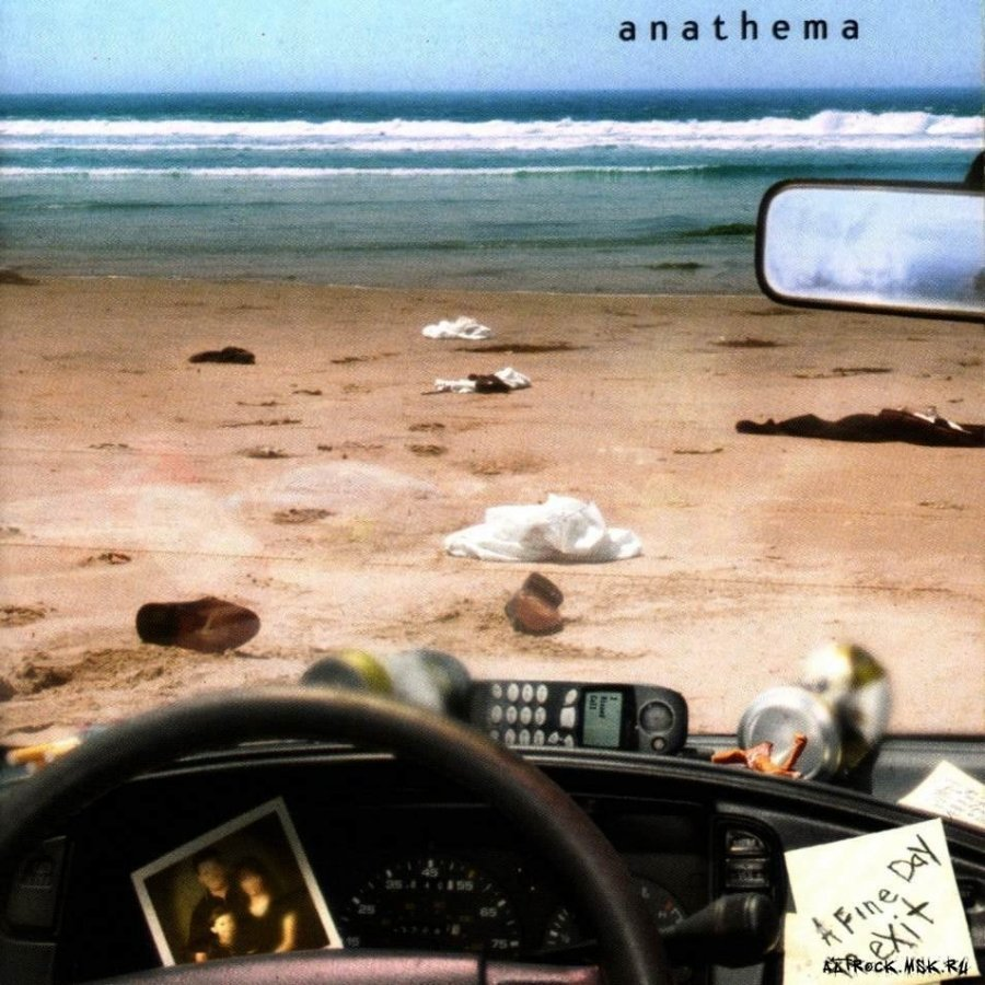 Виниловая пластинка Anathema, A Fine Day To Exit (LP, CD Remastered)