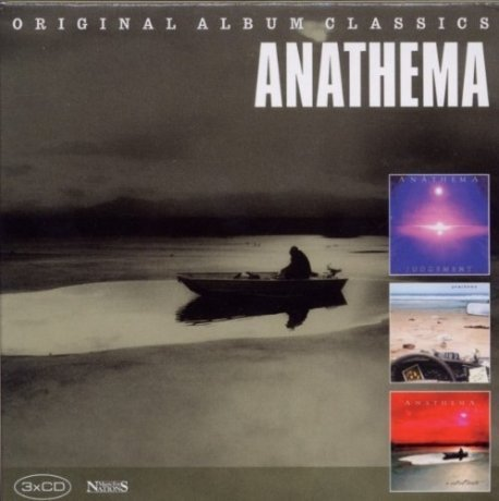 Виниловая Пластинка Anathema A Natural Disaster anathema anathema judgement lp 180 gr cd