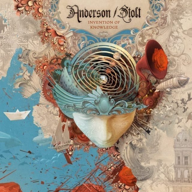 Виниловая пластинка Anderson / Stolt, Invention Of Knowledge (2LP, CD)