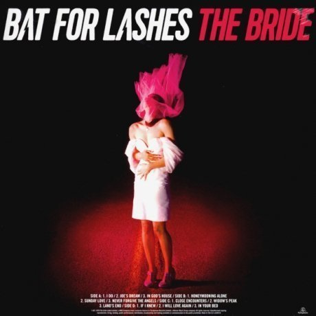 Виниловая Пластинка Bat For Lashes The Bride (180 Gram Magenta Vinyl) виниловые пластинки death cab for cutie kintsugi 2lp cd 180 gram