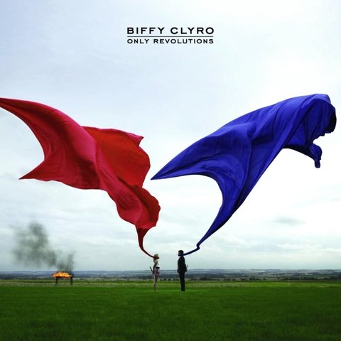 Виниловая пластинка Biffy Clyro, Only Revolutions biffy clyro london