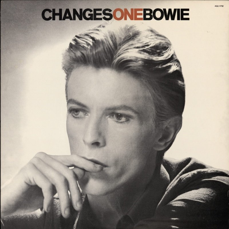 Виниловая пластинка Bowie, David, Changesonebowie (40Th Anniversary) виниловая пластинка cd david bowie ziggy stardust and the spiders from