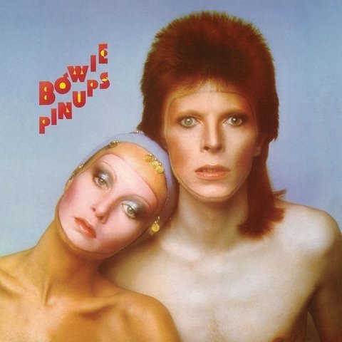 Виниловая пластинка Bowie, David, Pinups виниловая пластинка cd david bowie ziggy stardust and the spiders from