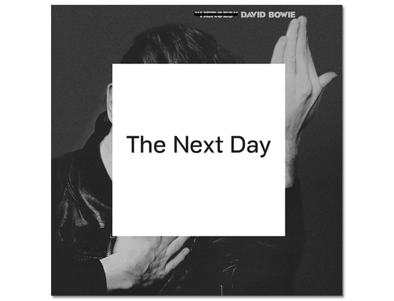 Виниловая пластинка Bowie, David, The Next Day (2LP, CD) nicholls david one day