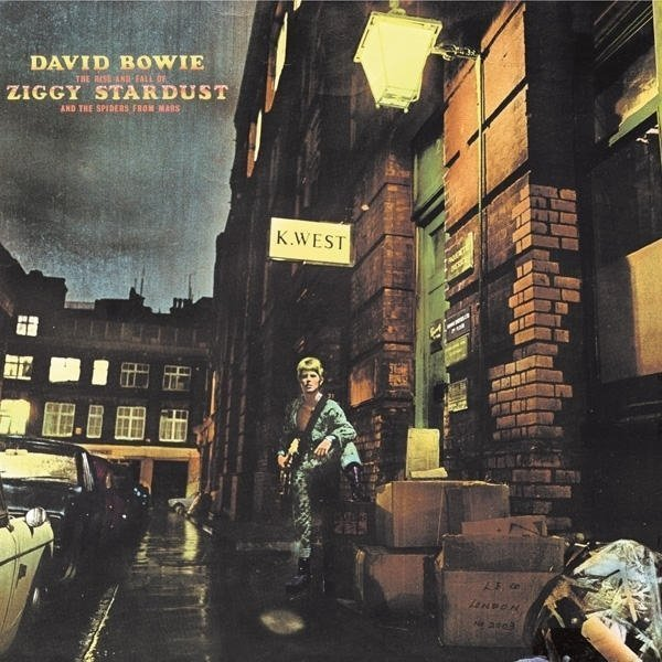 Фото - Виниловая пластинка Bowie, David, The Rise and Fall Of Ziggy Stardust and The Spiders From Mars (0825646287376) ziggy stardust