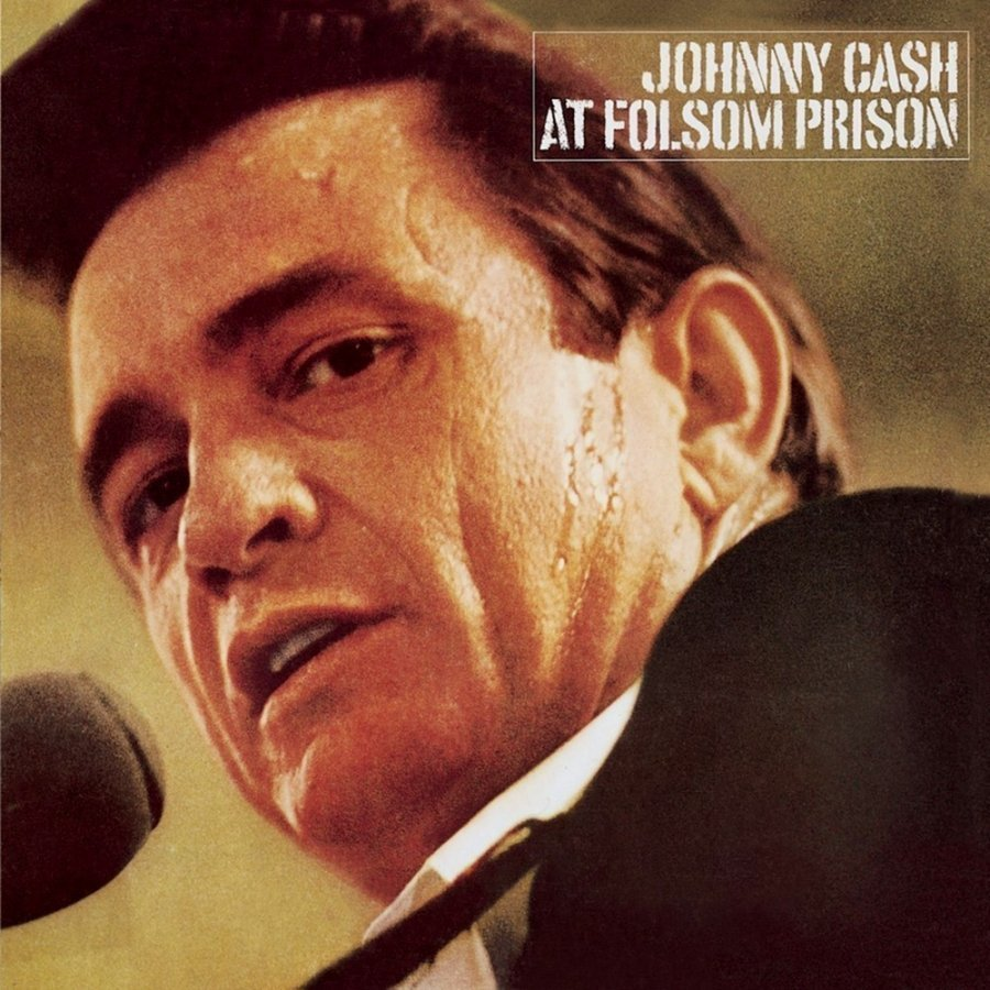Виниловая пластинка Cash, Johnny, At Folsom Prison (Gatefold)