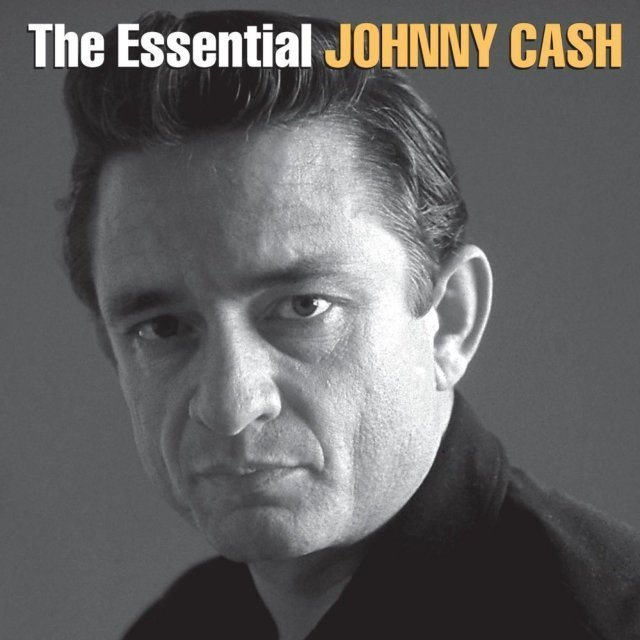 Виниловая пластинка Cash, Johnny, The Essential Johnny Cash