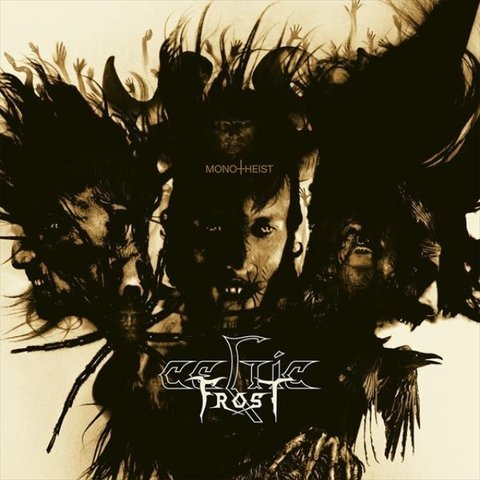 Виниловая пластинка Celtic Frost, Monotheist (Re-Issue 2016) celtic frost celtic frost monotheist