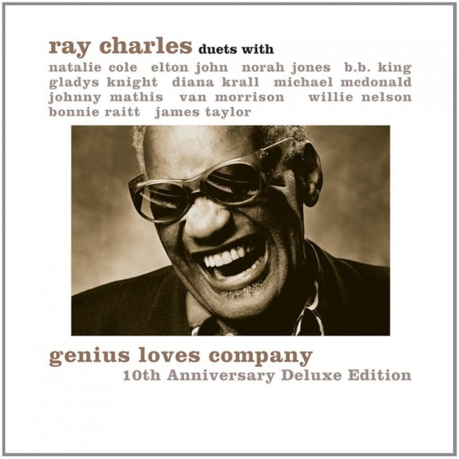 Виниловая пластинка Charles, Ray, Genius Loves Company (10Th Anniversary)