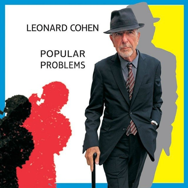 Виниловая пластинка Cohen, Leonard, Popular Problems (LP, CD) cd leonard cohen popular problems