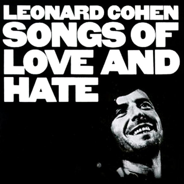 Виниловая пластинка Cohen, Leonard, Songs Of Love and Hate leonard cohen leonard cohen songs of love and hate