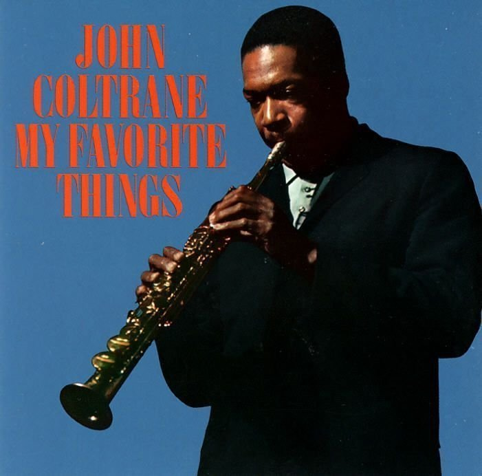 Виниловая пластинка Coltrane, John, My Favorite Things джон колтрейн маккой тайнер стив дэвис элвин джонс john coltrane my favorite things lp
