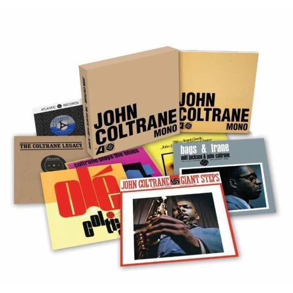 Виниловая пластинка Coltrane, John, The Atlantic Years In Mono (6LP, Box Set) виниловая пластинка coltrane john giant steps