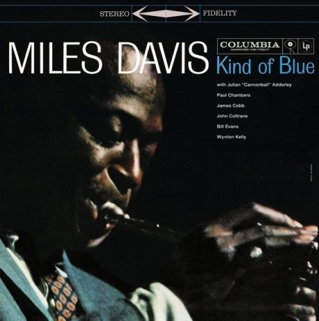 Виниловая Пластинка Davis, Miles Kind Of Blue miles davis miles davis kind of blue