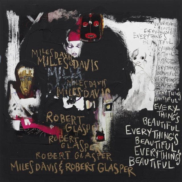 Виниловая пластинка Davis, Miles / Glasper, Robert, Everything'S Beautiful miles davis robert glasper miles davis robert glasper everything s beautiful