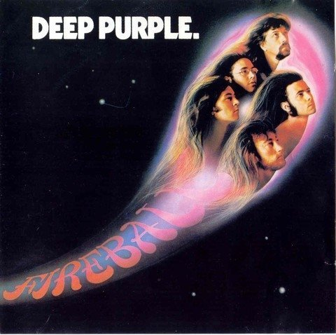 Виниловая пластинка Deep Purple, Fireball deep purple deep purple fireball 25th anniversary edition