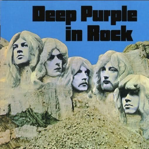 Виниловая пластинка Deep Purple, In Rock motti regev pop rock music aesthetic cosmopolitanism in late modernity