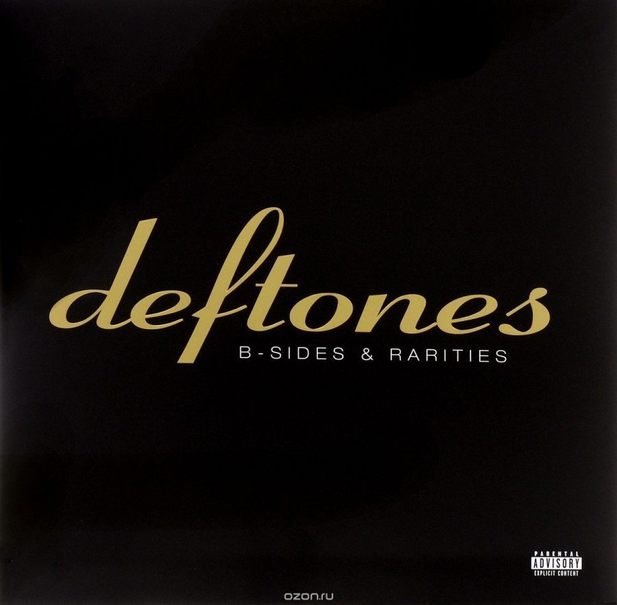 Виниловая пластинка Deftones, B-Sides and Rarities (2LP, DVD, Remastered)