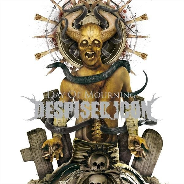 Виниловая пластинка Despised Icon, Day Of Mourning (Re-Issue 2016) (LP, CD) (barcode 0889853323616) виниловая пластинка rooney washed away lp cd