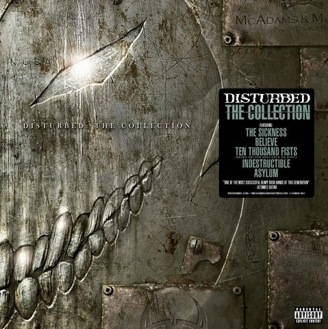 Виниловая пластинка Disturbed, Indestructible indestructible hulk volume 4 humanity bomb
