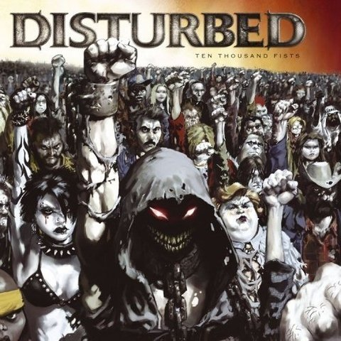 Виниловая пластинка Disturbed, Ten Thousand Fists disturbed disturbed ten thousand fists cd dvd