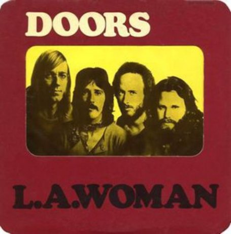 Виниловая Пластинка Doors, The L.A. Woman (Stereo) cd диск the doors when you re strange a film about the doors songs from the motion picture 1 cd