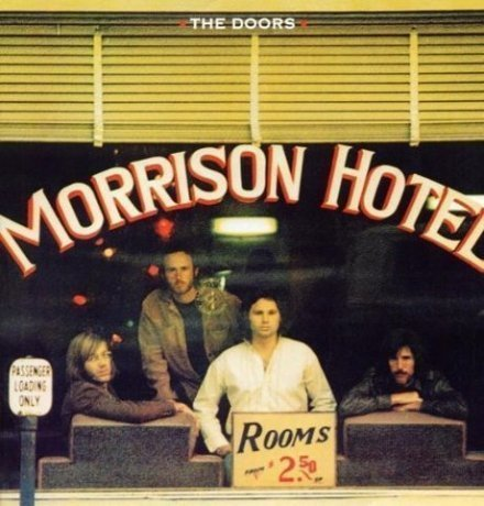 Виниловая Пластинка Doors, The Morrison Hotel (Stereo) cd диск the doors when you re strange a film about the doors songs from the motion picture 1 cd