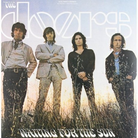 Виниловая Пластинка Doors, The Waiting For The Sun cd диск the doors when you re strange a film about the doors songs from the motion picture 1 cd