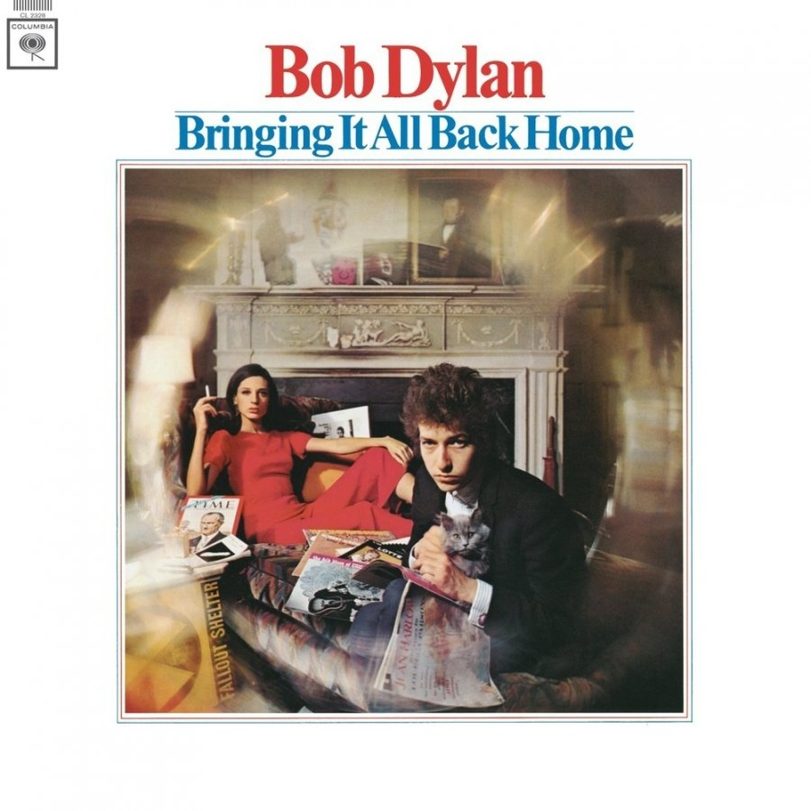 Виниловая пластинка Dylan, Bob, Bringing It All Back Home боб дилан bob dylan bringing it all back home